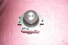 KENMORE DRYER TIMER WITH KNOB   696893D SEE PICTURES