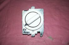 GE DRYER TIMER WITH KNOB   572D520P030 SEE PICTURES
