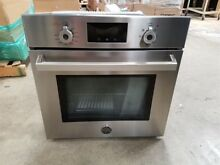 New Bertazzoni 24  Single Electric Wall Oven Stainless Steel PROFS24XV