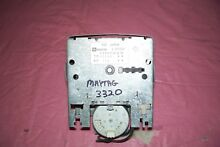 OEM MAYTAG WASHER TIMER WITH KNOBS    62093320 SEE PICTURES   ITS A BARGAIN
