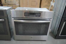 GE JT3000SFSS 30  Stainless Single Electric Wall Oven NOB  26723 HL