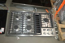 Jenn Air JGD3536BS 36  Stainless Natural Gas Sealed Burner Cooktop NOB  26755 HL