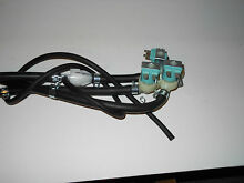 Samsung Washer WF520ABP Cold water valve complete with hoses DC62 00214L