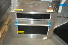 KitchenAid KMBS104ESS 24  Stainless Built In Microwave NOB  27379 HL
