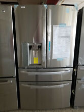 LG LMXS30776S 36  Stainless 4 Door French Refrigerator AO999 40 29 7