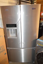 Maytag MFI2570FEZ 36  Stainless French Door Refrigerator NOB T2  17098