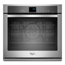 Whirlpool WOS92EC0AS 30  Stainless Single Electric Wall Oven NOB  27622 HL