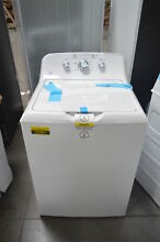 GE GTW330ASKWW 27  White Top Load Washer 3 8 Cu Ft  NOB  26381 HL