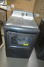 GE GTD75ECPLDG 27  Diamond Gray Front Load Electric Dryer NOB  27710 HL
