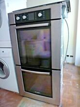 Bosch 27  Electric Double Wall Oven   EUC
