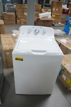 GE GTW330ASKWW 27  White Top Load Washing Machine NOB  27567 HL