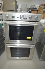 Thermador PODC302J 30  Stainless Double Electric Wall Oven NOB  27580 HL