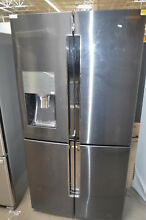 Samsung RF23J9011SG 36  Black Stainless French 4 Door Refrigerator NOB  27596 HL