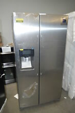 Samsung RS25H5111SR 36  Stainless Side by Side Refrigerator NOB  27613 WLK
