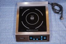 Centaur AIN 10 Induction Counter Cook Top 1800W Commercial Schott Ceran  TESTED