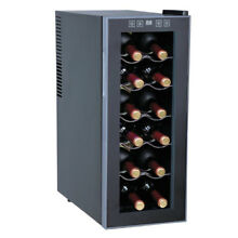 Small Wine Fridge Best Beer And Electric Storage Rack Garage Bar Beverage Drink