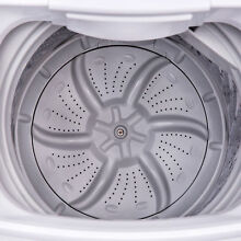 Portable Washer 2 0 Cubic ft LED Display Stainless Steel Inner Tub Auto Shut Off