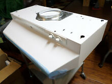 Kenmore 30  under cabinet range hood  model 233 5205  White