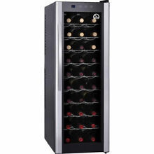 Wine Cooler Quiet Eco friendly 30 Bottle Cool with Digital Temperature Control