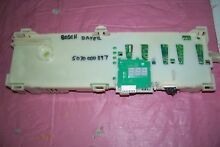 OEM BOSCH DRYER CONTROL BOARD   5070000397 SEE PICTURES