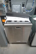KitchenAid KDFE104DSS 24  Stainless Full Console Dishwasher NOB  27911 CLW