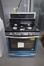 Whirlpool WFG770H0FZ 30  Stainless Freestanding Gas Range NOB  27956 CLW