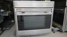 WOLF SO30F S SINGLE WALL OVEN