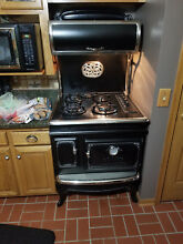 Elmira Stoveworks Model 1860 Cook s Delight Reproduction Antique Gas Stove