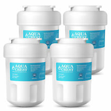 Fits GE GWF WR02X11020 HWFA 46 9991 469996 Refrigerator Water Filter 4 Pack