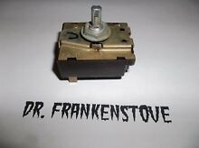 VINTAGE 1960 s Thermador R28 5  oven selector switch ASR 426 47 tested