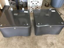 Electrolux washer and dryer pedestals Item number EPWD15T