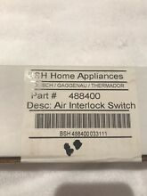 NEW Thermador Oven Air Interlock   Sail Switch 00488400  488400 SATISF GUARANTEE