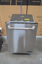 Jenn Air JDB9000CWP 24  Stainless Fully Integrated Dishwasher NOB  28010 HL