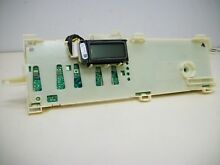 Bosch Dryer Interface Control Board  00435814 435814