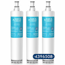 Fits Whirlpool 4396508 4396510 WFL400V  4396164 Refrigerator Water Filter