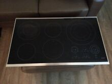 Wolf 36  Electric Cooktop Model  CT36E