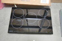 Dacor DYTT305NB 30  Black Electric Induction Cooktop NOB  28024 HL