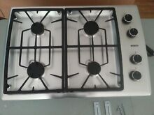 Bosch 30  Natural Gas Cooktop Model  NGT7335