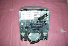 OEM  FR IGIDAIRE KENMORE WASHER TIMER WITH KNOBS   134104800  SEE PICTURES