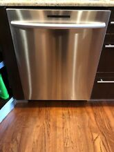 Samsung DW80F800UWS 24  Stainless Steel Top Control Standard Dishwasher