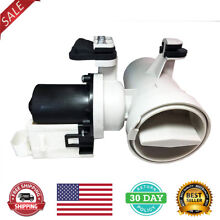 Drain Pump Whirlpool 850024 Duet Sport Washer WFW8300SW0 GHW9250MW0 Kenmore HE2