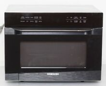 Samsung MC12J8035CT Black Stainless Steel Convection Microwave oven 1 2 CuFt N 8