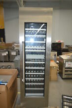 Thermador T24IW800SP 24  Stainless Built In Wine Column NOB  28305 HL