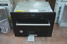 KitchenAid KMBS104EBL 24  Black Built In Microwave Oven NOB  28341 HL