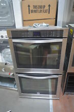 Whirlpool WOD93EC0AS 30  Stainless Double Electric Wall Oven NOB  28374 HL