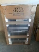 Whirlpool Double Electric Convection Wall Oven Stainless Steel NIB   WOD93EC0AS