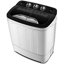 Portable Washing Machine TG23   Twin Tub Washer And Dryer With And Spin