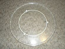 Microwave Replacement Turntable Track Dish Plate Glass 16 5  Part 420 4MO H14