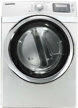 Samsung DV520AGW 27  White Gas Dryer 7 5 CuFt  NIB  4359