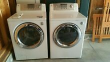 SAMSUNG LG FRONT LOADING WASHER AND DRYER SET LOCAL PICK UP ONLY
